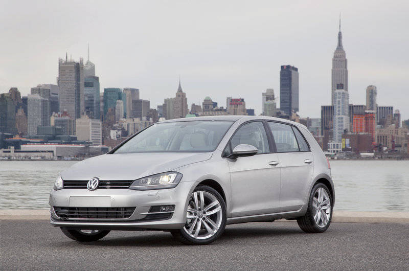 2015 Volkswagen Golf High Resolution Exterior Wallpaper quality - image 500419
