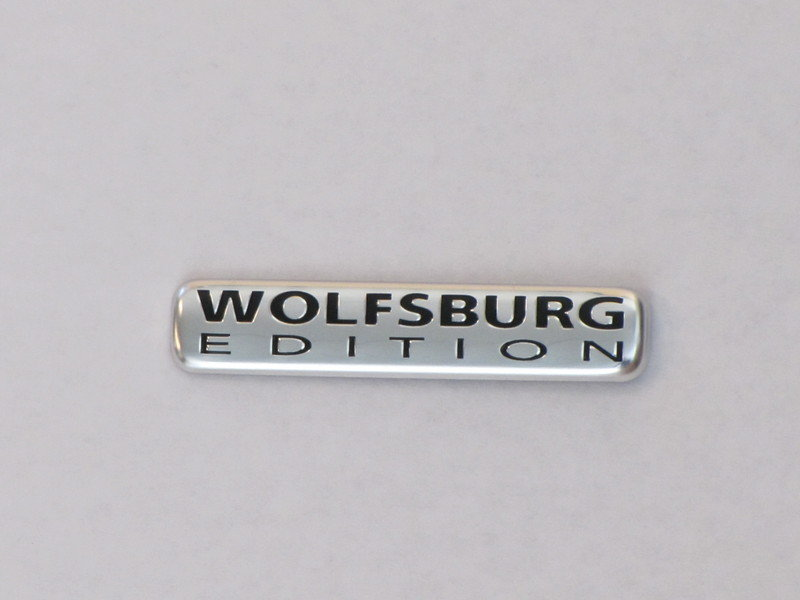 2013 Volkswagen Passat Wolfsburg Edition Emblems and Logo - image 503390