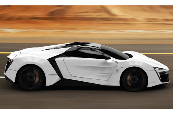The Lykan HyperSport Is Ready! W Motors Confirms Debut For ...