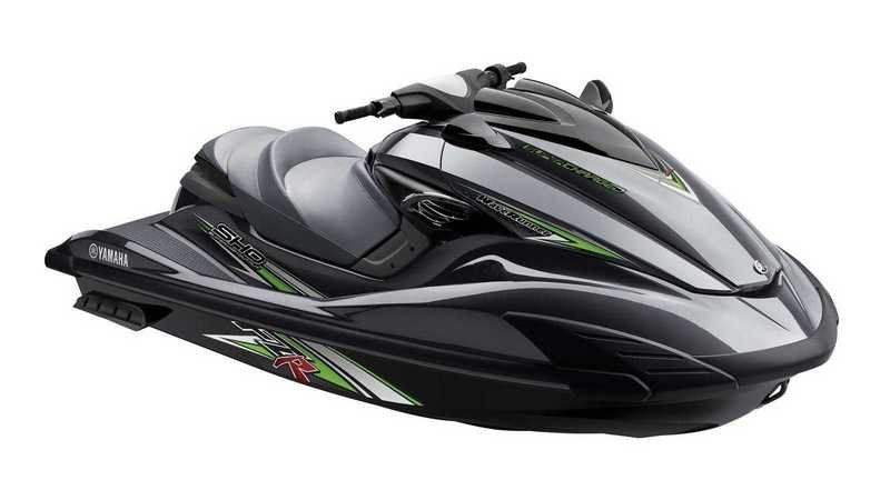 Yamaha fzr reviews specs prices top speed for Yamaha wave runner price