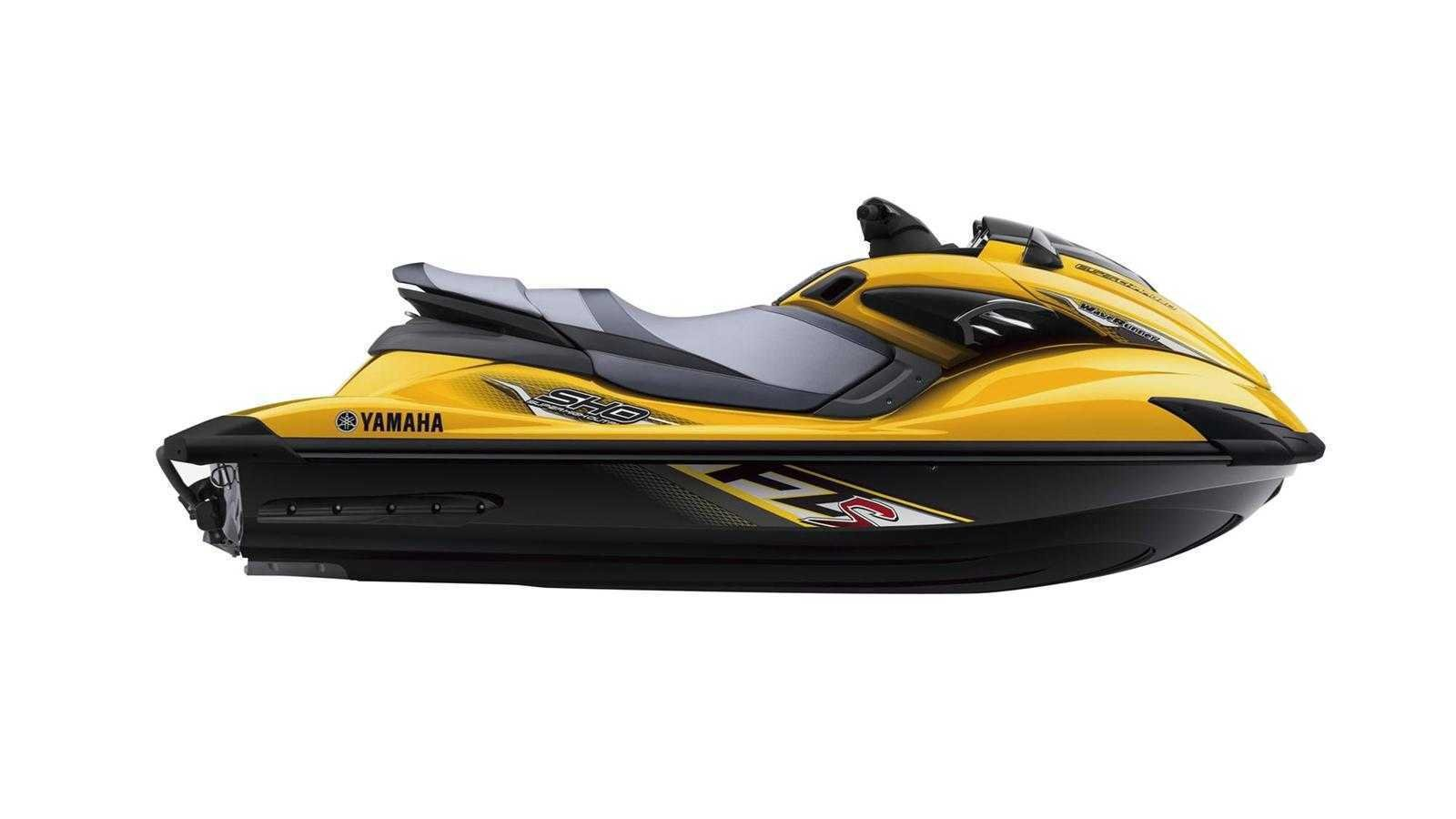 Yamaha Jet Ski Top Speed