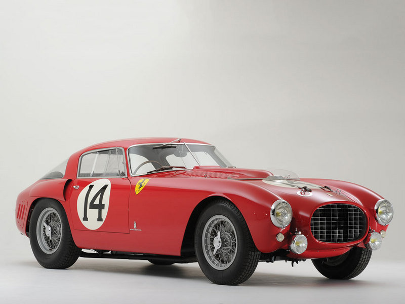 1953 Ferrari 340/375 MM Berlinetta sold for $12,7 million