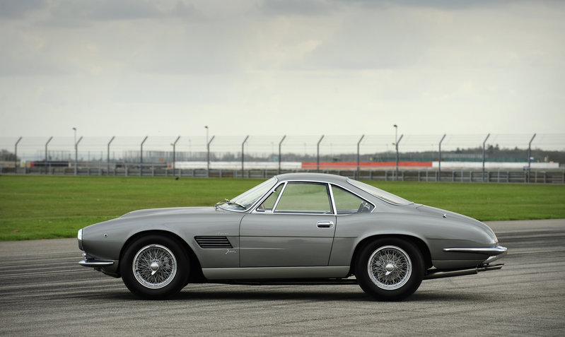 1960 Aston Martin DB4GT 'Jet' Coupé by Bertone