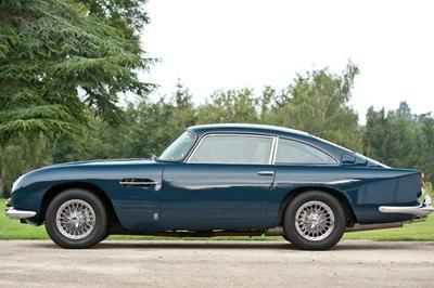 Auction Watch: $1.5 Million Aston DB5 Shooting Brake Built To Allow David Brown To Carry His Dog Exterior - image 508323