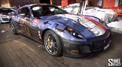 2011 Ferrari 599 by Team 50