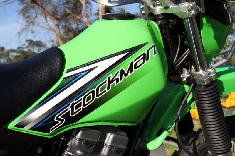 2012 Kawasaki Stockman 250 Emblems and Logo Exterior - image 506547