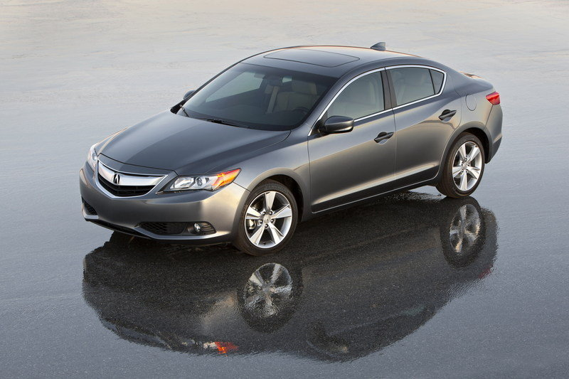2013 - 2015 Acura ILX High Resolution Exterior - image 506052