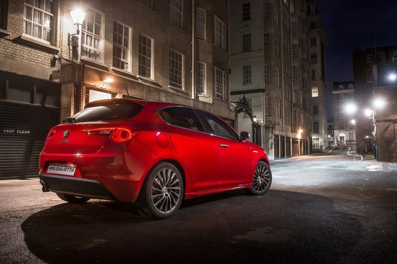 2013 Alfa Romeo Giulietta Fast & Furious 6 Limited Edition High Resolution Exterior - image 506314