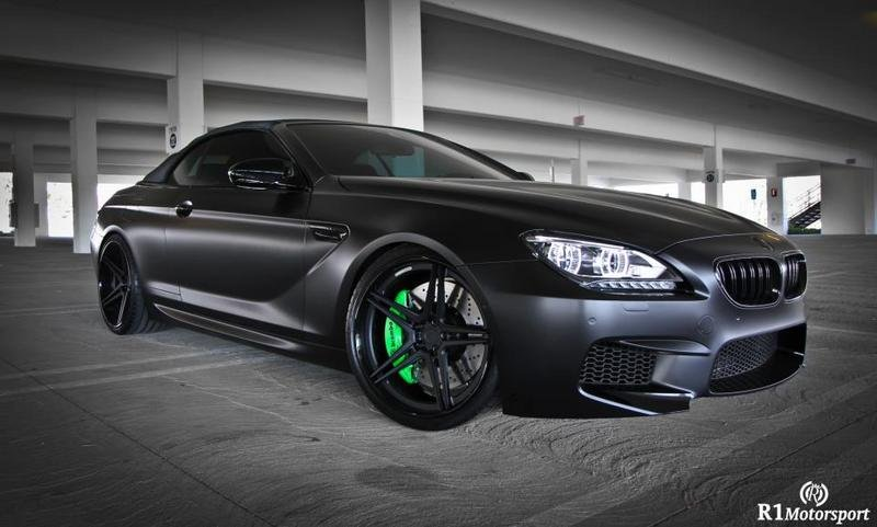 2013 BMW M6 by Royal 1 Motorsport