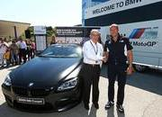 BMW M6 Frozen Black MotoGP Edition
