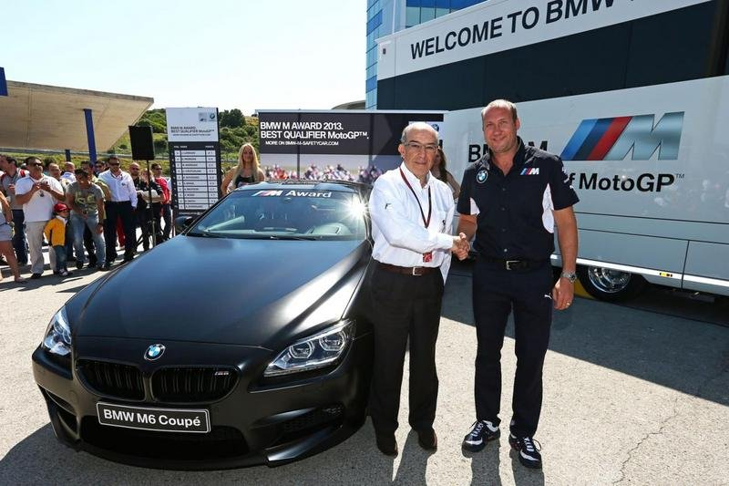 2013 BMW M6 Frozen Black MotoGP Edition
