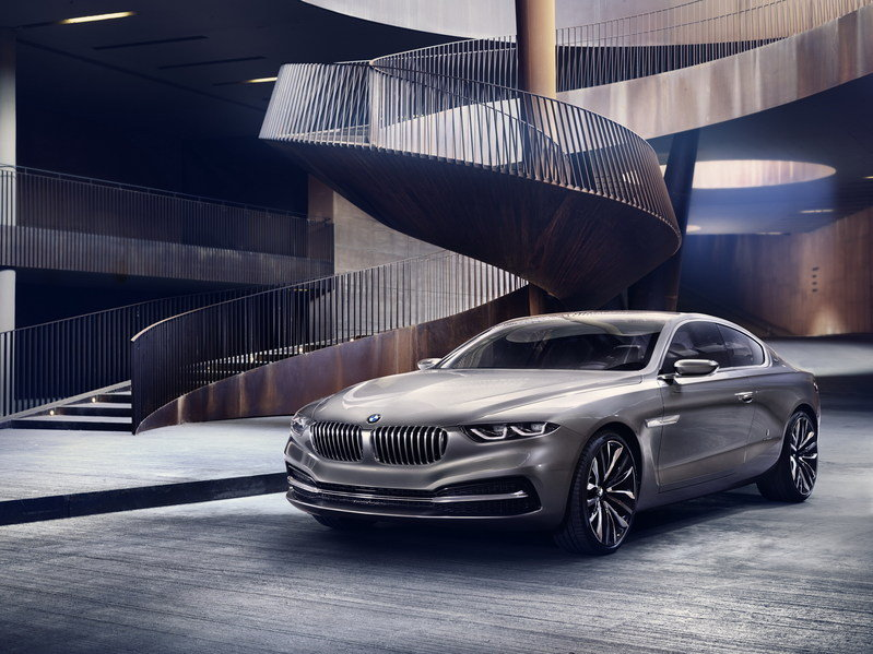 BMW Will Preview its 9 Series Sedan with a Beijing-Bound Concept