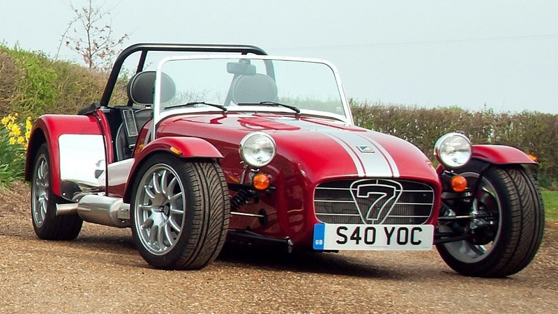 2013 Caterham Seven Limited Edition Pack High Resolution Exterior - image 505598