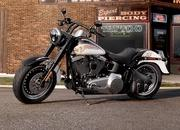 2013 Harley-Davidson FLSTFB Softail Fat Boy Lo 110th Anniversary – USA - image 504727