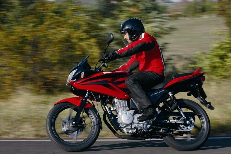 2013 Honda CBF 125 High Resolution Exterior - image 504510