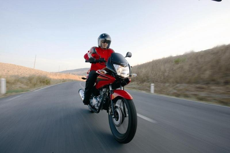 2013 Honda CBF 125 High Resolution Exterior - image 504512