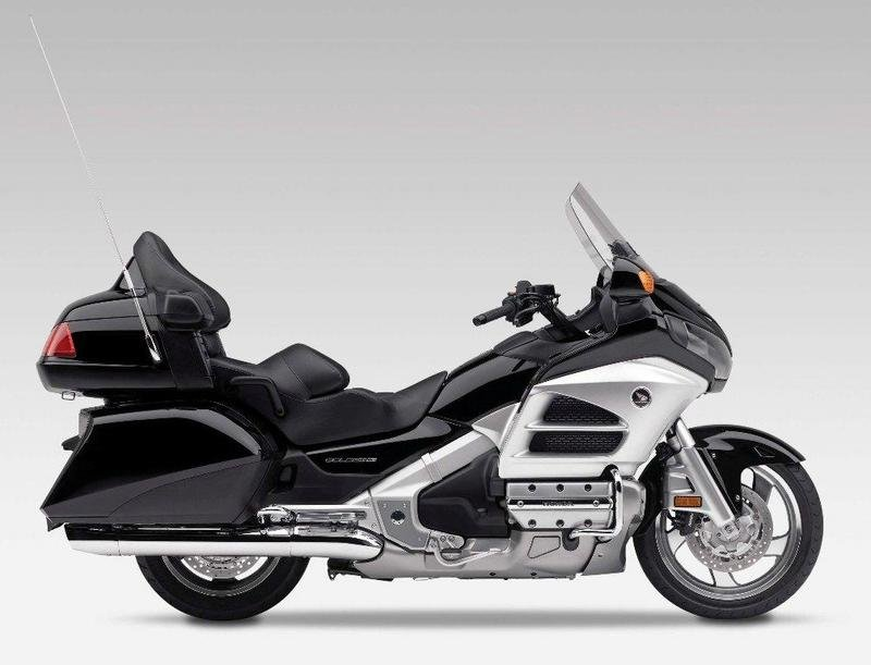 2013 Honda GL 1800AD Gold Wing Airbag High Resolution Exterior - image 504500
