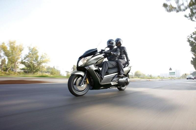2013 Honda Silver Wing ABS High Resolution Exterior - image 504795