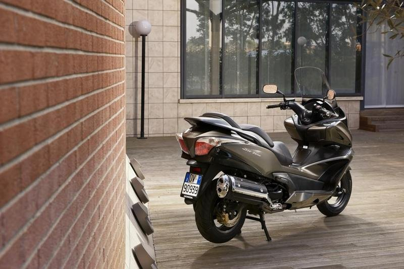 2013 Honda Silver Wing ABS High Resolution Exterior - image 504778