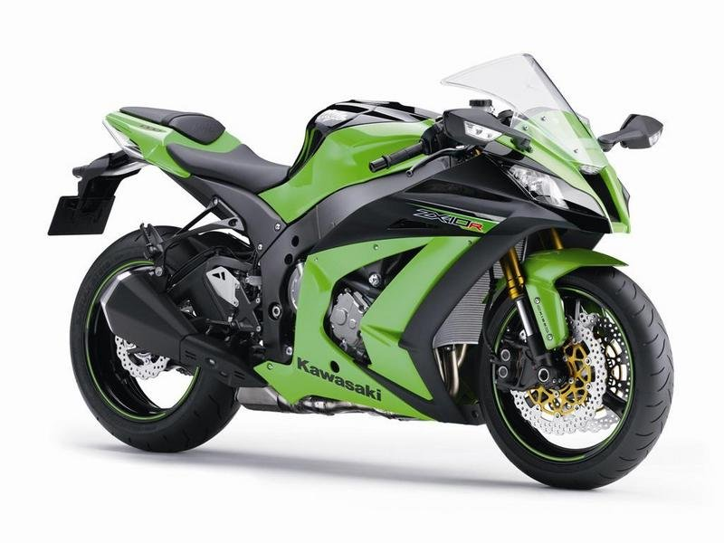 2013 Kawasaki Ninja ZX-10R ABS High Resolution Exterior - image 505482