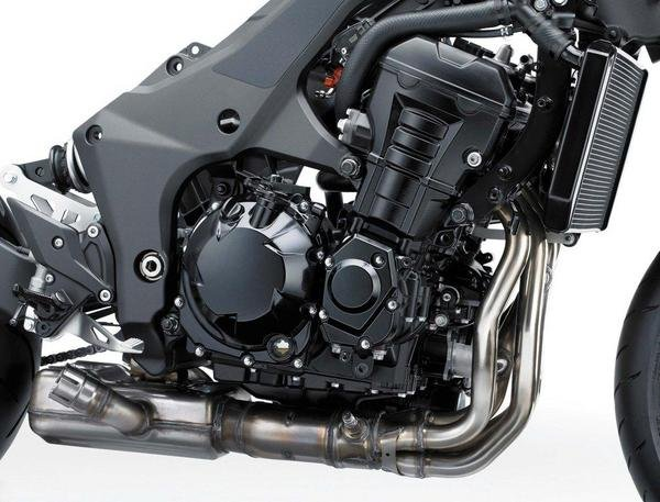 2013 Kawasaki Z1000 Special Edition | motorcycle review @ Top Speed