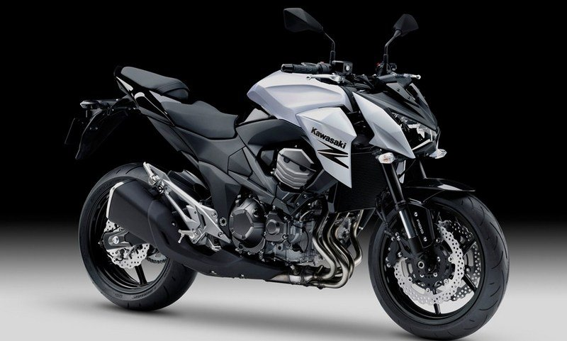 2013 Kawasaki Z800 e version