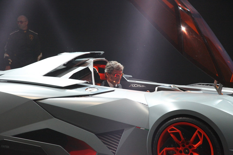 2013 lamborghini egoista review