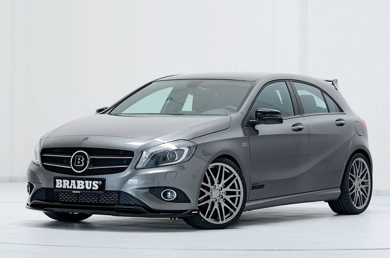 2013 Mercedes-Benz A 220 CDI by Brabus