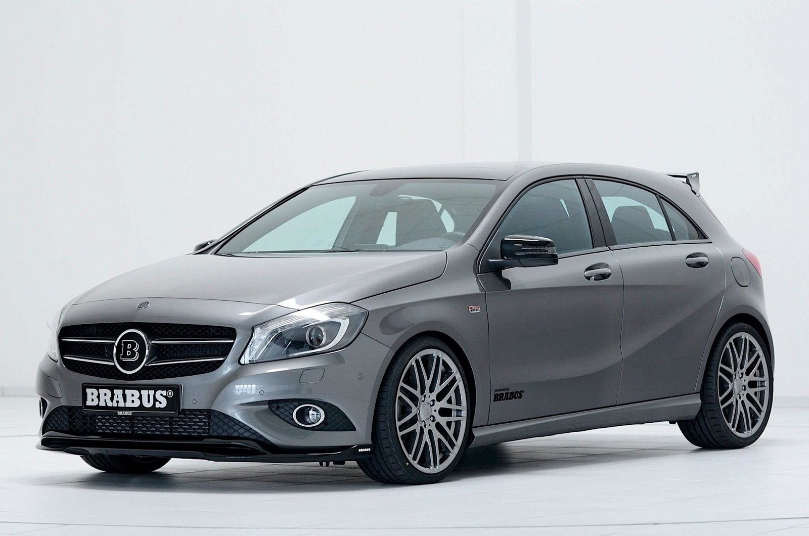2013 mercedes benz a 220 cdi by brabus top speed. Black Bedroom Furniture Sets. Home Design Ideas