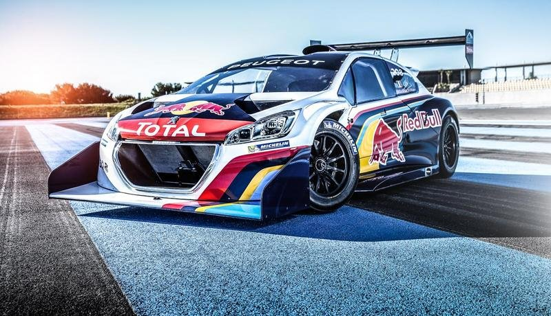 2013 Peugeot 208 T16 Pikes Peak Racecar High Resolution Exterior - image 506088