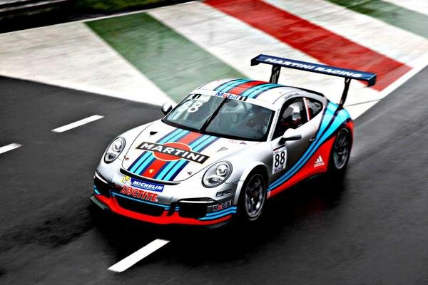 porsche 911 gt3 cup martini racing picture