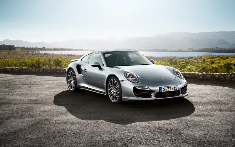 2014 Porsche 911 Turbo High Resolution Exterior - image 504654