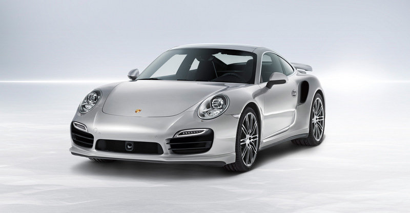 2014 Porsche 911 Turbo High Resolution Exterior - image 504677