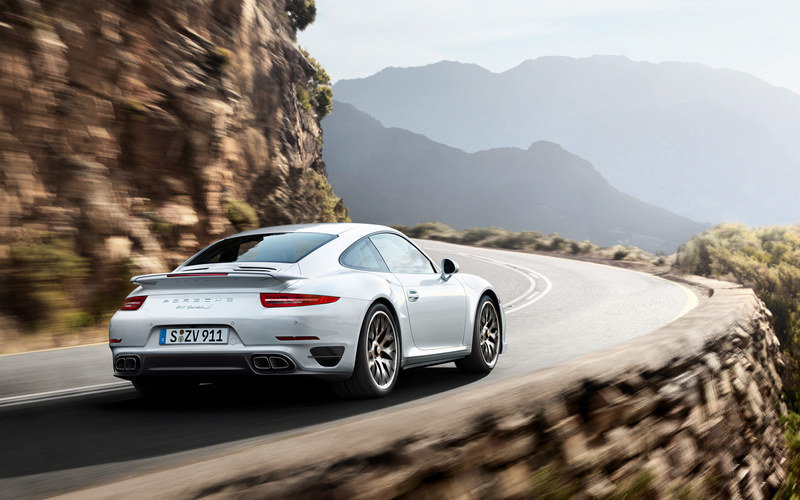 2014 Porsche 911 Turbo High Resolution Exterior - image 504653
