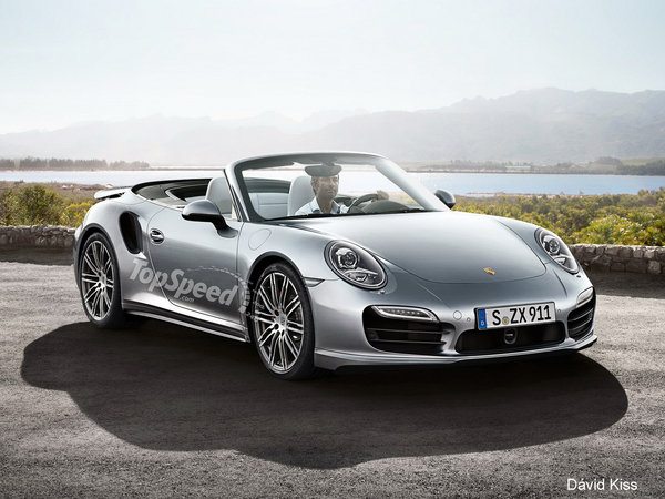 porsche 911 turbo convertible picture