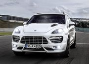 Porsche Cayenne Diesel S by TECHART