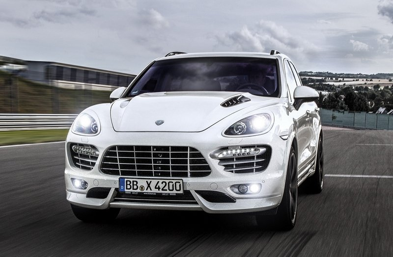 2013 Porsche Cayenne Diesel S by TECHART