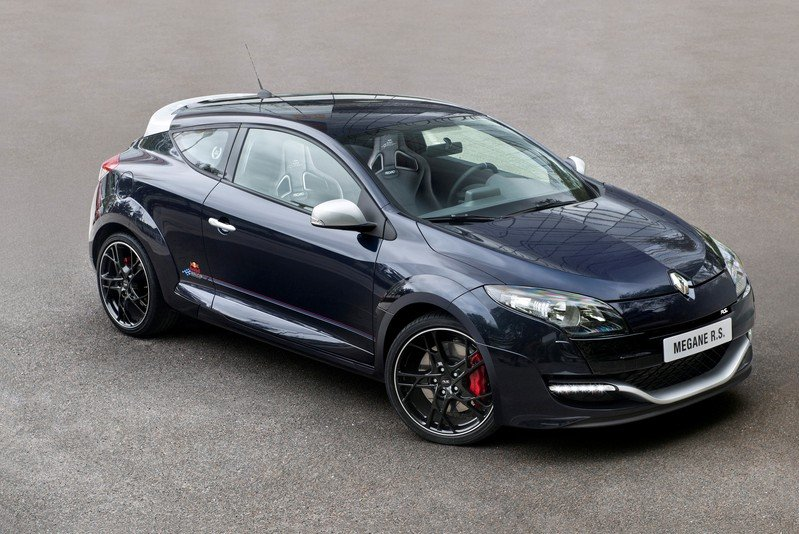 2013 Renault Megane RS Red Bull RB8 Edition