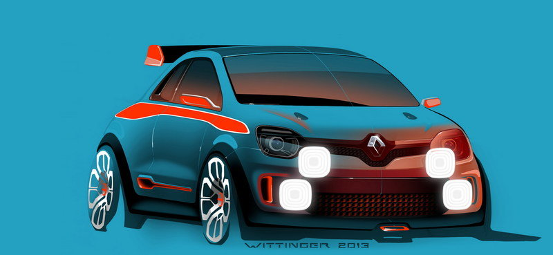 2013 renault twin 39 run concept review top speed. Black Bedroom Furniture Sets. Home Design Ideas