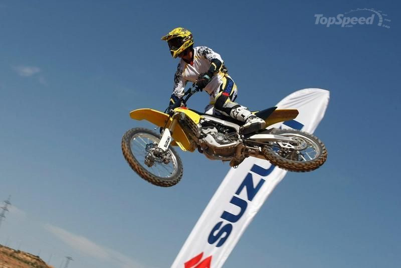 2013 Suzuki RM-Z250 High Resolution Exterior - image 506667