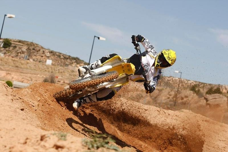 2013 Suzuki RM-Z250 High Resolution Exterior - image 506673