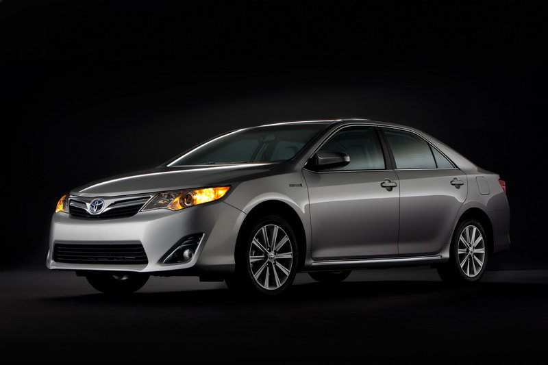 2013 Toyota Camry Hybrid High Resolution Exterior - image 508697