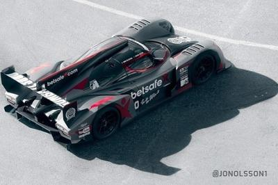 2013 Ultima GTR Rebellion R2K by Jon Olsson