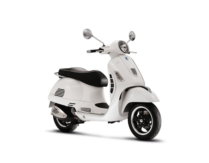 2013 Vespa GTS 300 IE SUPER