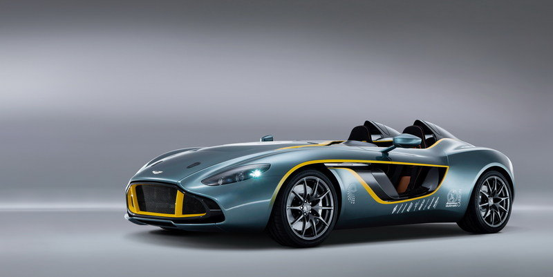 2014 Aston Martin CC100 High Resolution Exterior - image 506888