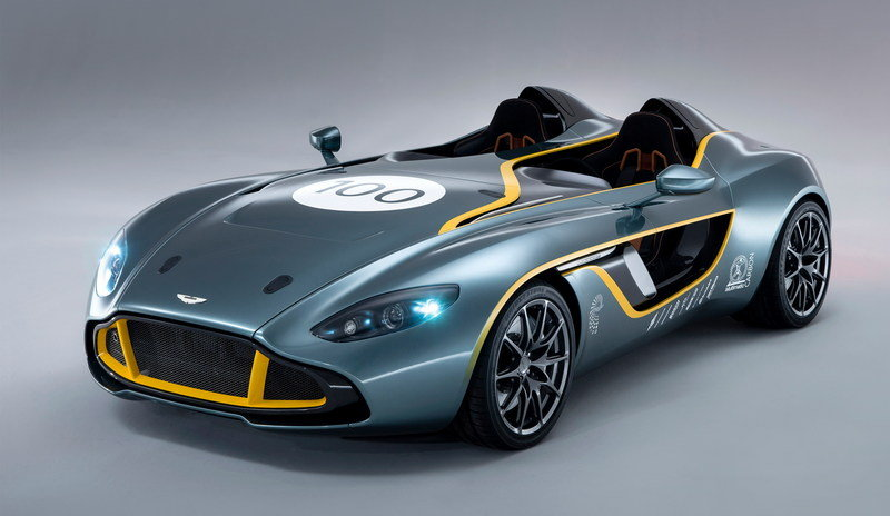 2014 Aston Martin CC100 High Resolution Exterior Wallpaper quality - image 506916