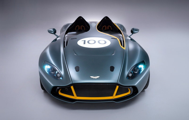 2014 Aston Martin CC100 High Resolution Exterior - image 506917