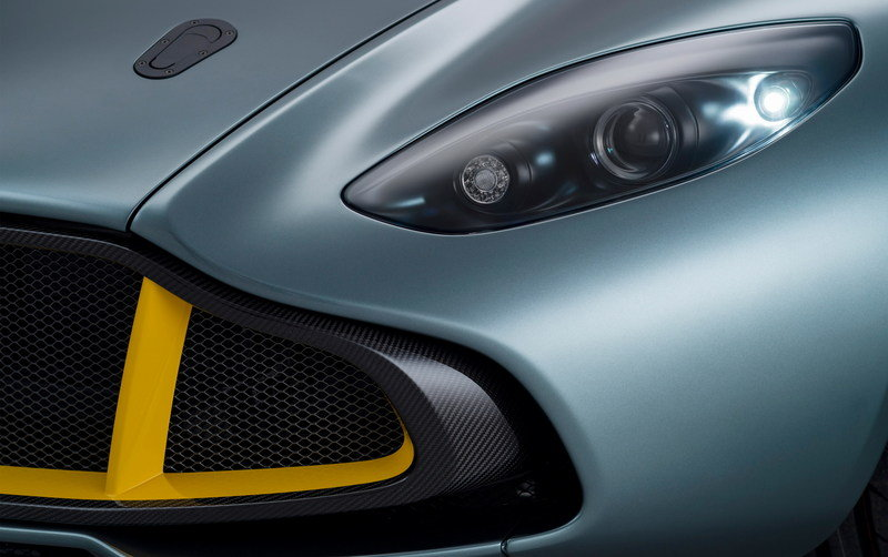 2014 Aston Martin CC100 High Resolution Exterior - image 506892