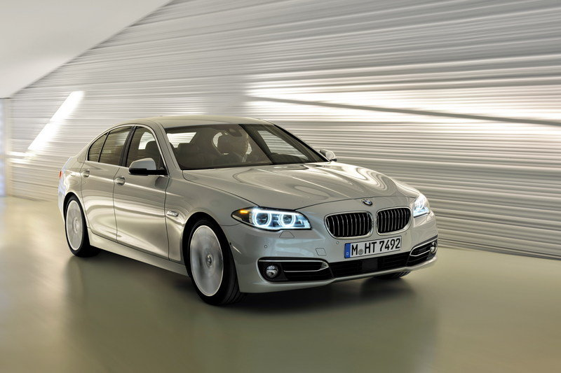 2014 BMW 5-Series High Resolution Exterior Wallpaper quality - image 506842