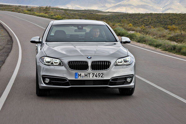 2014 Bmw 5 Series Car Review Top Speed